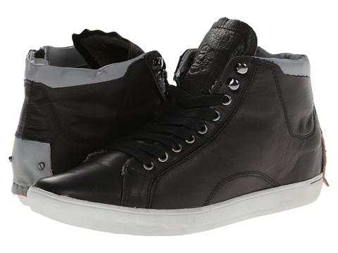 Adidasi Zigi - Betsy - Black Leather