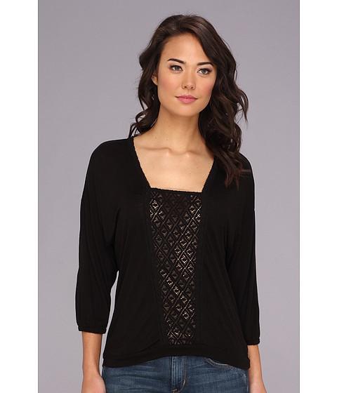 Bluze Roxy - Moon Ridge Jersey Top - True Black