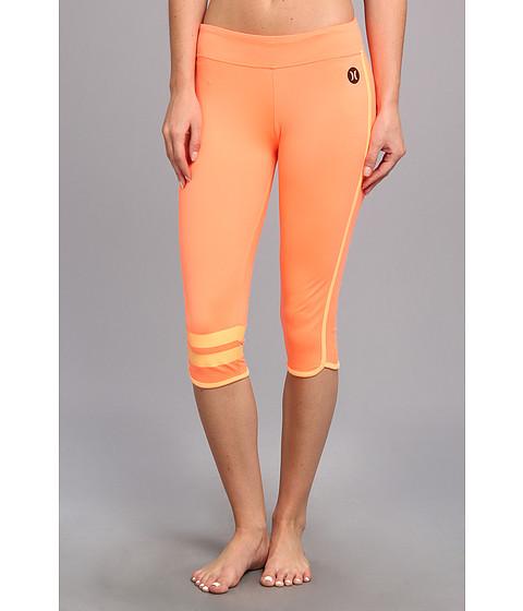 "Pantaloni Hurley - Dri-FITâ""¢ Crop Legging - Bright Mango"