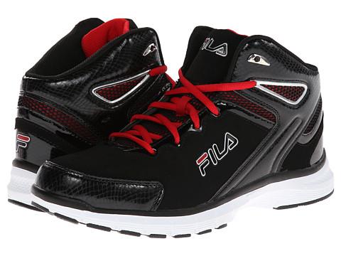 Adidasi Fila - Big Bang - Black/Black/Fila Red