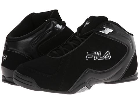 Adidasi Fila - Leave It On The Court 2 - Black/Black/Metallic Silver