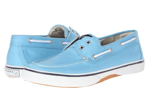 Adidasi Sperry Top-Sider - Halyard 2-Eye Slip-On - Light Blue