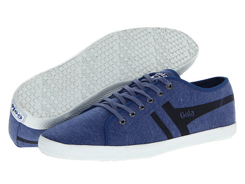 Adidasi Gola - Quattro Marl - Blue/Black