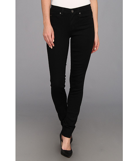 Blugi Calvin Klein - Ultimate Skinny Denim in Black - Black