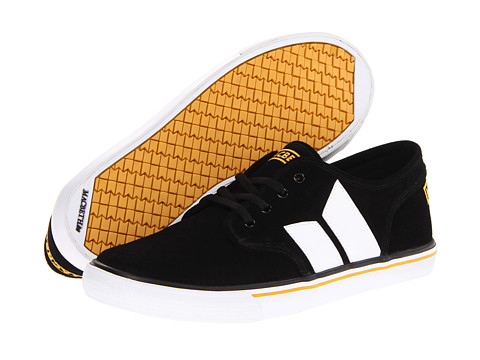 Adidasi Macbeth - Langley - Black/Ochre