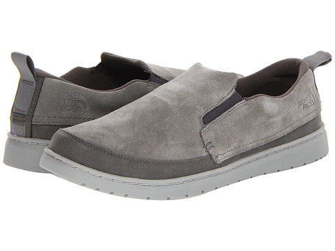Adidasi The North Face - Base Camp Luxe Slip-On - Moon Mist Grey/Graphite Grey