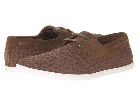 Adidasi Steve Madden - Farver - Brown Fabric