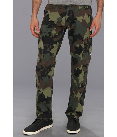 Pantaloni L-R-G - Core Collection TS Cargo Pant - Olive Camo