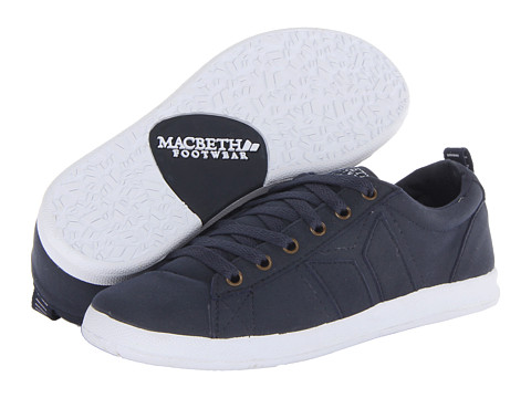 Adidasi Macbeth - London - Midnight/White/Syntheic Suede