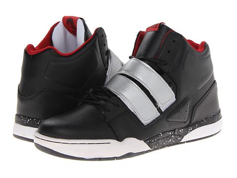 Adidasi radii Footwear - SJV2 - Black/Red/Silver/Leather