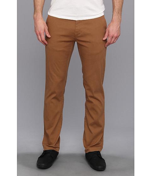 Pantaloni Fox - Selecter Chino Pant - Adobe