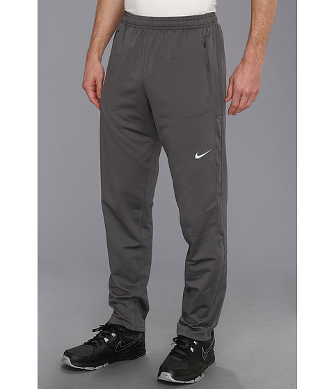 Pantaloni Nike - Element Thermal Pant - Dark Grey/Dark Grey/Reflective Silver