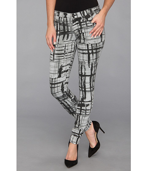 Blugi AG Adriano Goldschmied - The Absolute Legging in Abstract Grey - Abstract Grey
