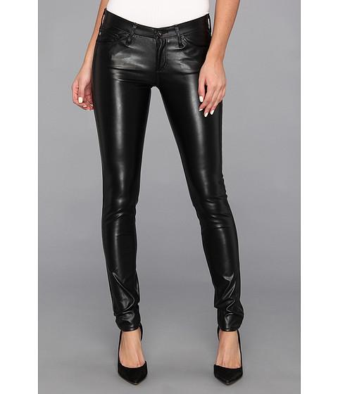 Pantaloni AG Adriano Goldschmied - The Legging in Liquid Black - Liquid Black