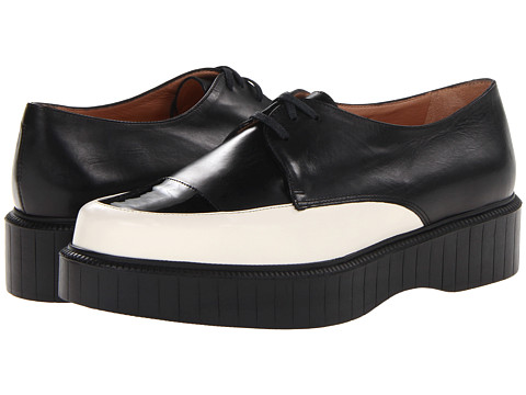 Pantofi Robert Clergerie - Pexter - Black/White