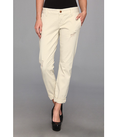 Pantaloni Lucky Brand - Sienna Chino - Bone White