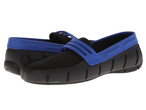 Pantofi Robert Wayne - Yacht - Black/Blue