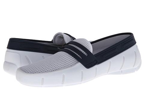 Pantofi Robert Wayne - Yacht - White/Navy