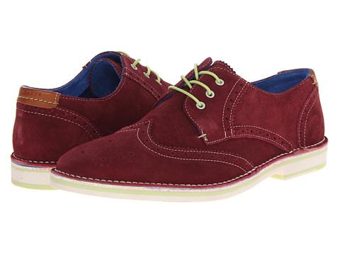 Pantofi Ted Baker - Jamfro 3 - Dark Pink Suede