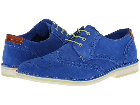 Pantofi Ted Baker - Jamfro 3 - Blue Suede