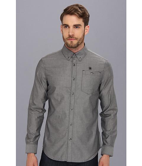 Camasi G-Star - Correct Portage BTD L/S Shirt - Tonel