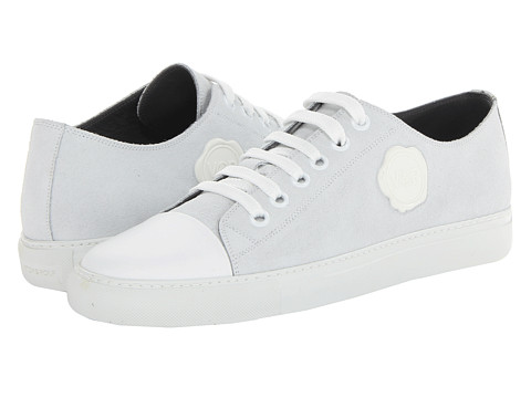 Adidasi Viktor & Rolf - Suede Low Top Trainer - White