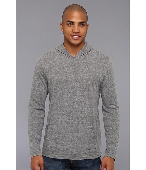 Bluze Alternative Apparel - Marathon Pullover Hoodie - Eco Grey