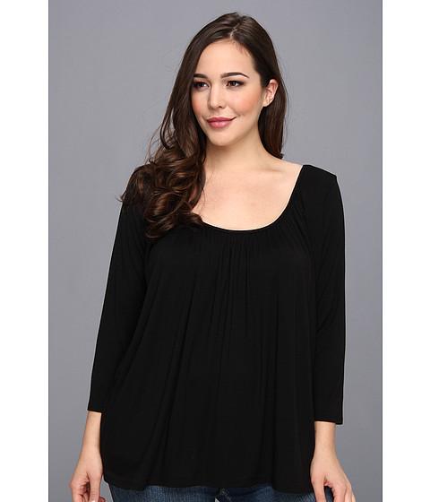 Bluze Rachel Pally - Plus Size Katia Top - Black