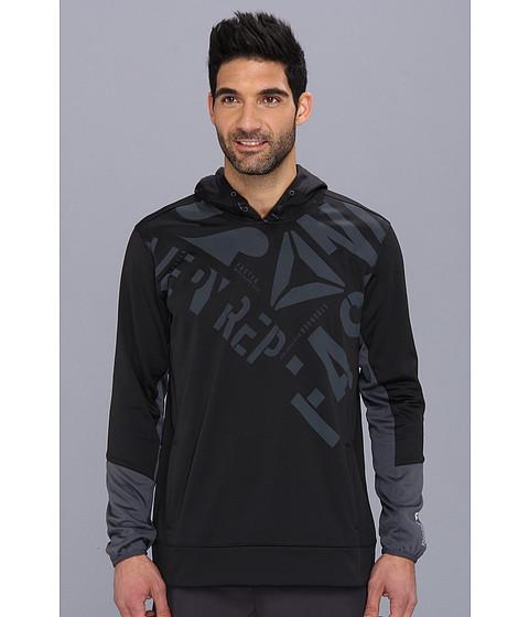 Bluze Reebok - Graphic Hoody - Black