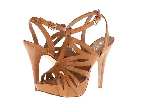 Pantofi GUESS - Kliane - Medium Brown