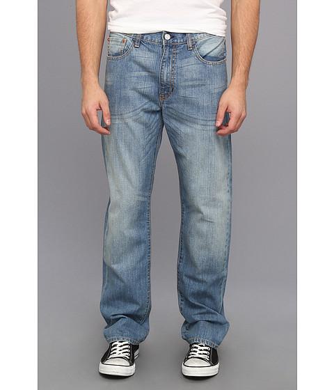 Blugi IZOD - Regular Fit Straight Leg Jean in Montana - Montana