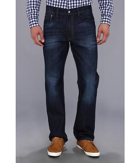 Blugi IZOD - Regular Fit Straight Leg Jean in Rinse Used - Rinse Used