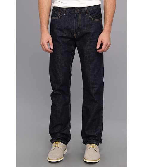 Blugi IZOD - Straight Fit Jean in Rinse - Rinse
