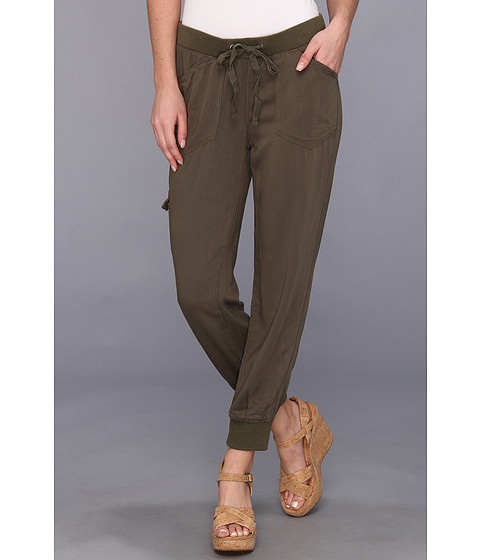 Pantaloni Roxy - Slightest Sound Cargo Pant - Grape Leaf