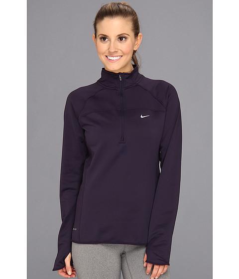 Bluze Nike - Thermal Half-Zip - Purple Dynasty/Reflective Silver