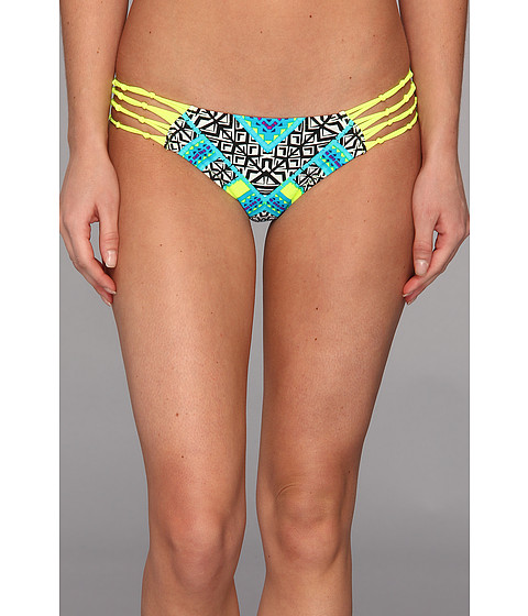 Costume de baie Rip Curl - Gypsy Queen Hipster Bottom - Yellow