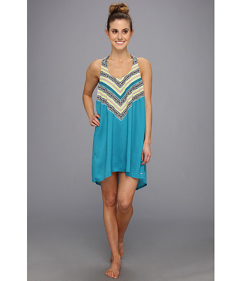 Costume de baie Rip Curl - Gypsy Queen Cover Up - Teal