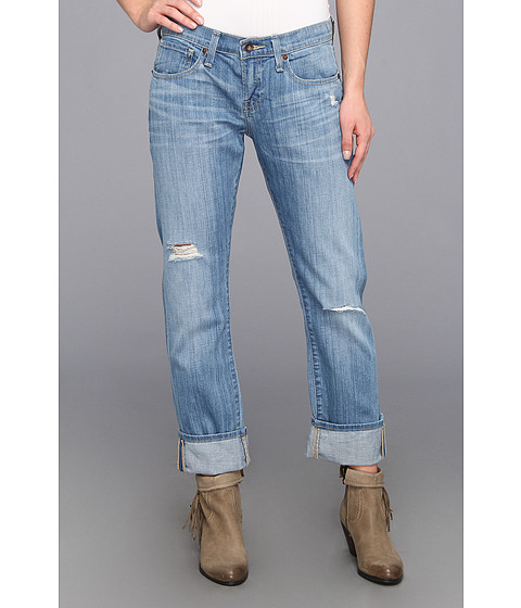 Blugi Lucky Brand - Sienna Weekend Crop Jeans - Lindley