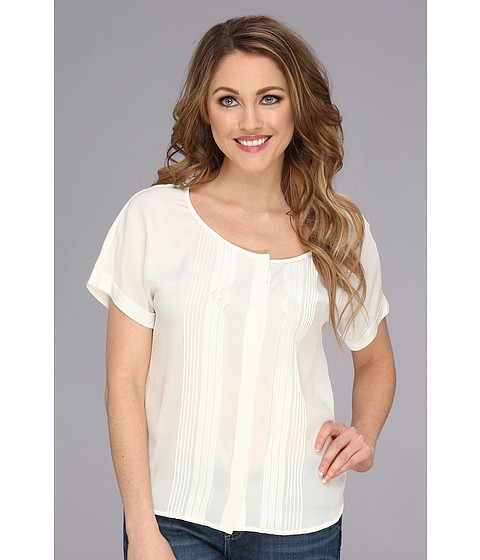 Bluze Trina Turk - Helma Top - Whitewash