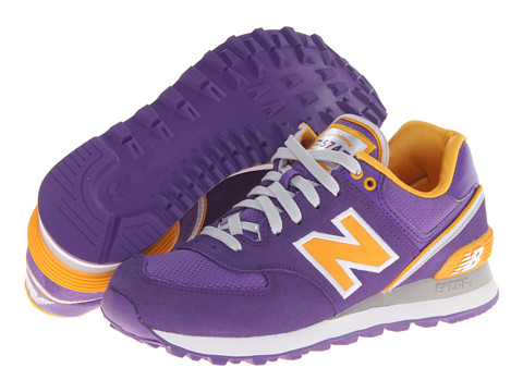Adidasi New Balance - WL574-Stadium Jacket - Purple