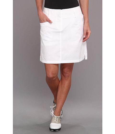 Pantaloni adidas - CLIMACOOLÃ'® 3-Stripes Skort \14 - White