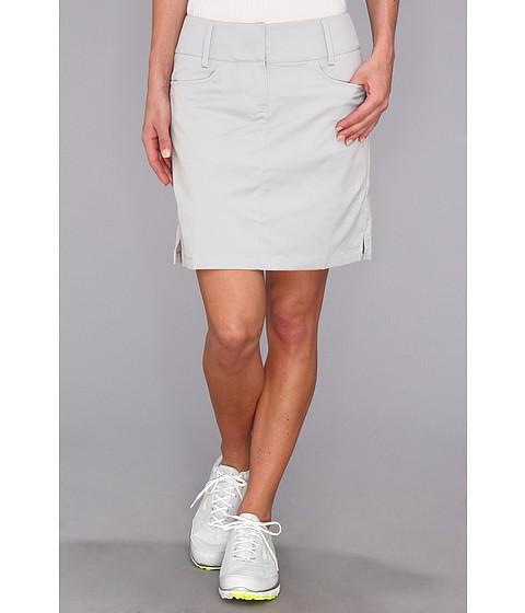 Pantaloni adidas - CLIMACOOLÃ'® 3-Stripes Skort \14 - Light Onix