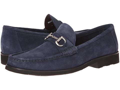 Pantofi Florsheim - Tuscany Bit - Navy Suede