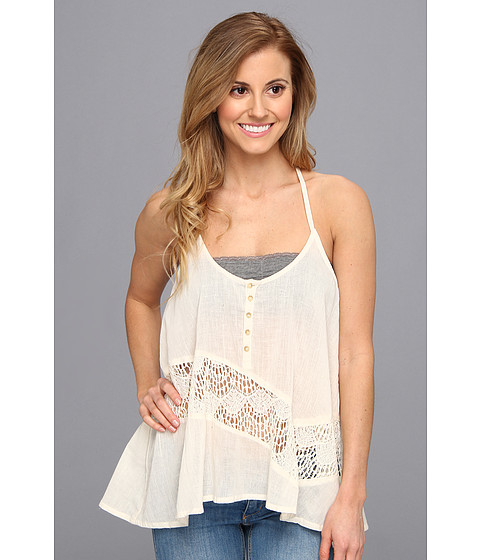 Bluze RVCA - Arrowic Sleeveless Top - Vintage White