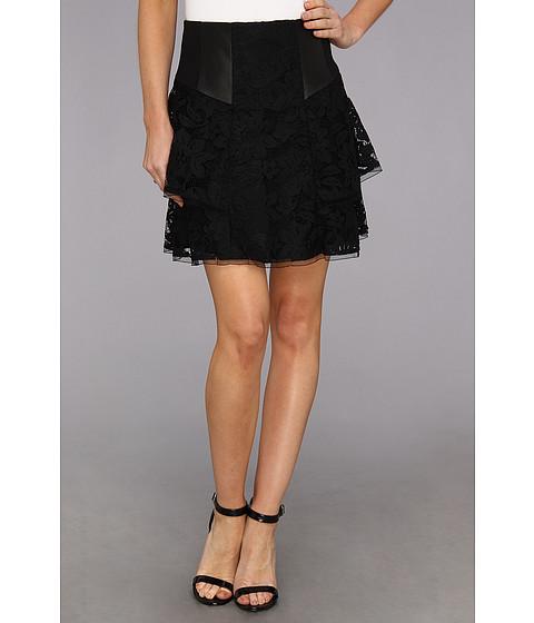 Fuste Nanette Lepore - Falling For U Skirt - Black
