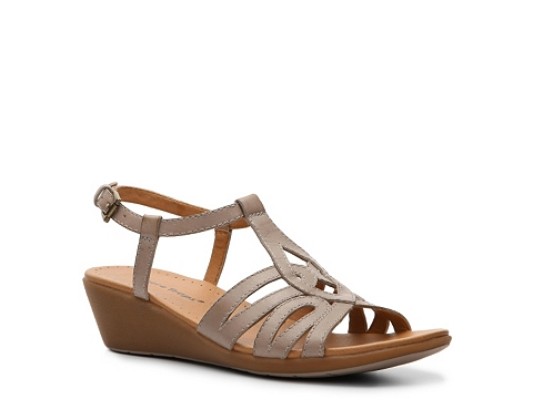 Sandale Bare Traps - Mares Wedge Sandal - Taupe
