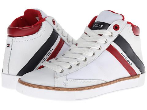 Adidasi Tommy Hilfiger - Kerman 2 - White