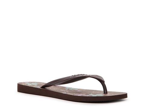 Sandale Havaianas - Slim Season Flip Flop - Brown
