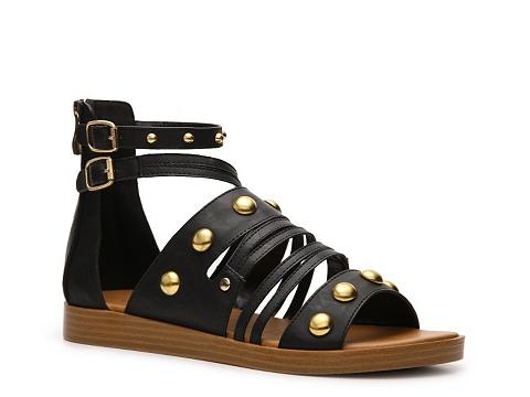 Sandale Heart Soul - Darla Gladiator Sandal - Black