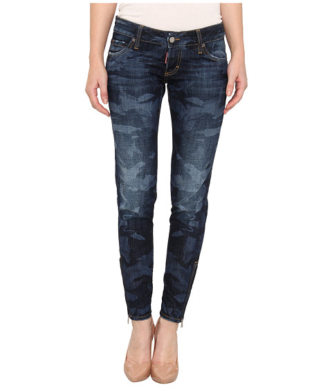 Blugi DSQUARED2 - S75LA0493 - Denim